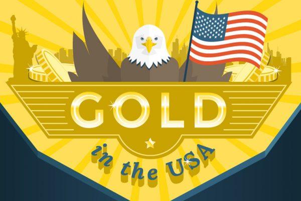 USA oro